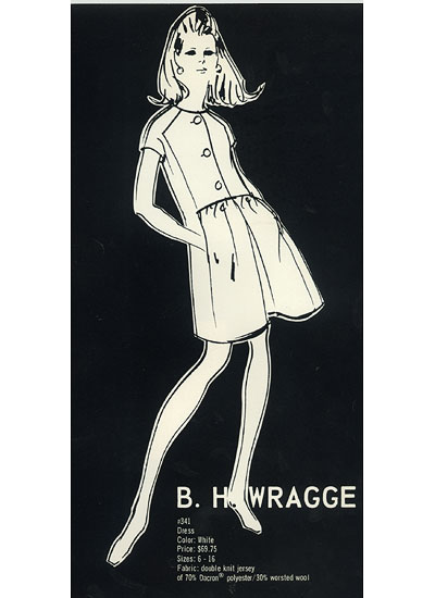 B.H. Wragge, 1966