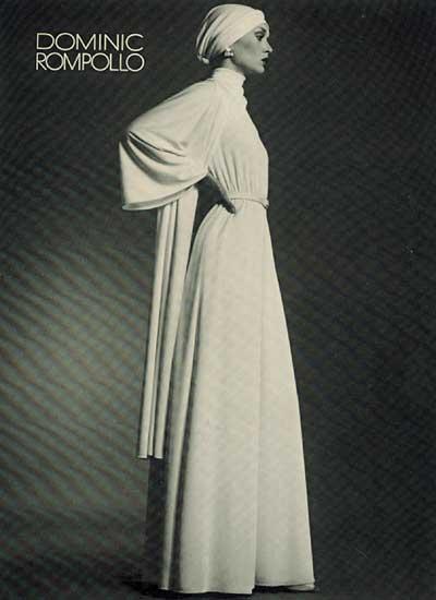 Dominic Rompollo, 1973