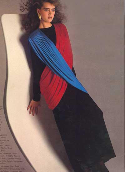 Norma Kamali, 1982