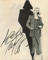 Anne Klein, 1978
