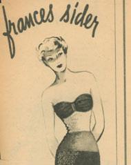 Francis Sider, 1949