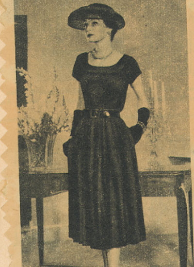 Joseph Halpert, 1948
