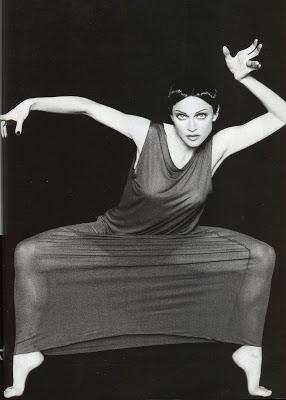 Martha Graham, 1994