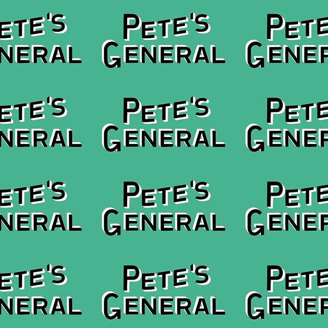 Congratulations to our pals @petes_general on their soft launch opening. If you're in the neighborhood stop by at noon and get your fins on some bagels before it's too late! #🥯