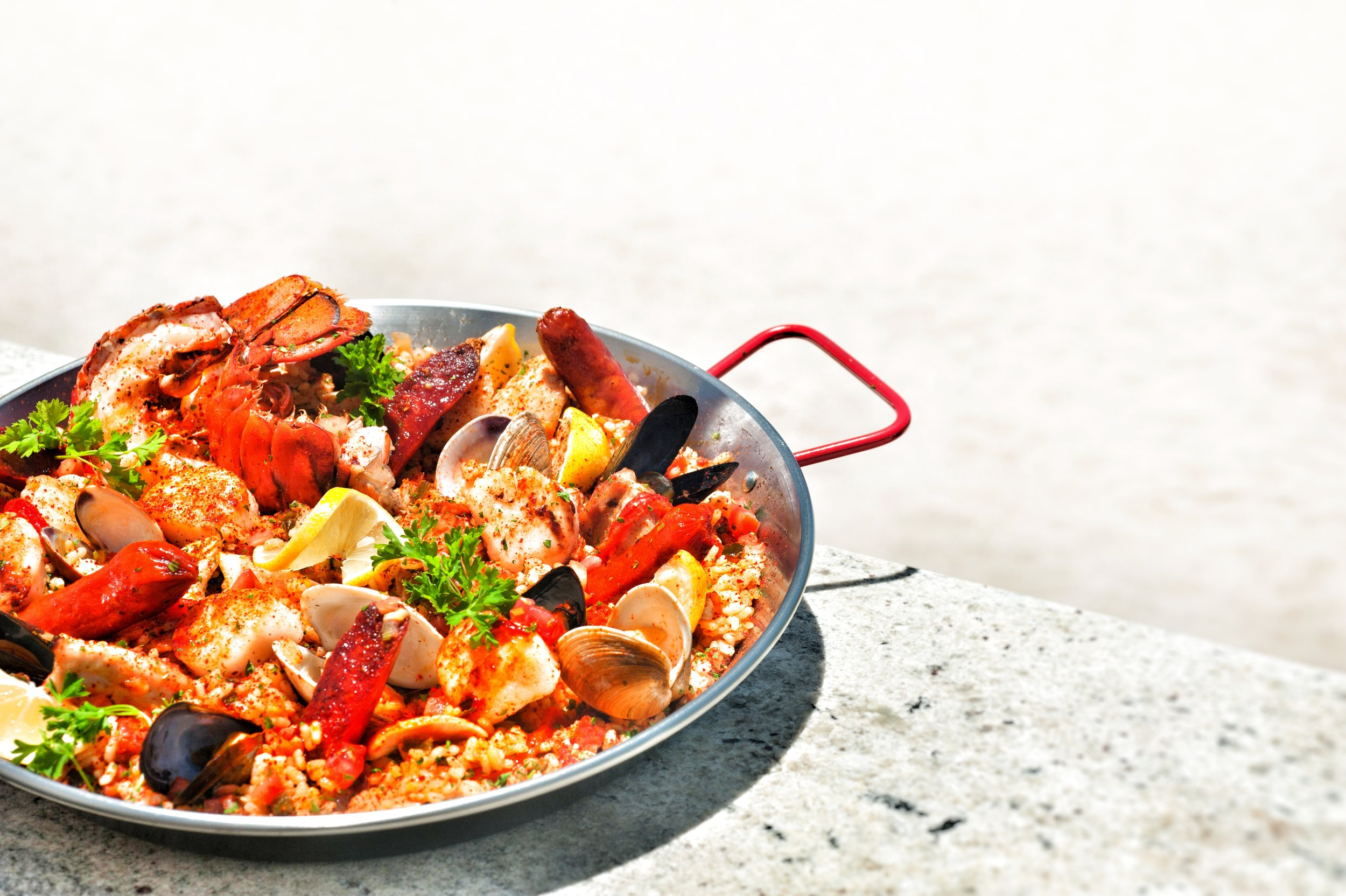 paella - Exclusively Saturday & sundayFrom 5pm to close