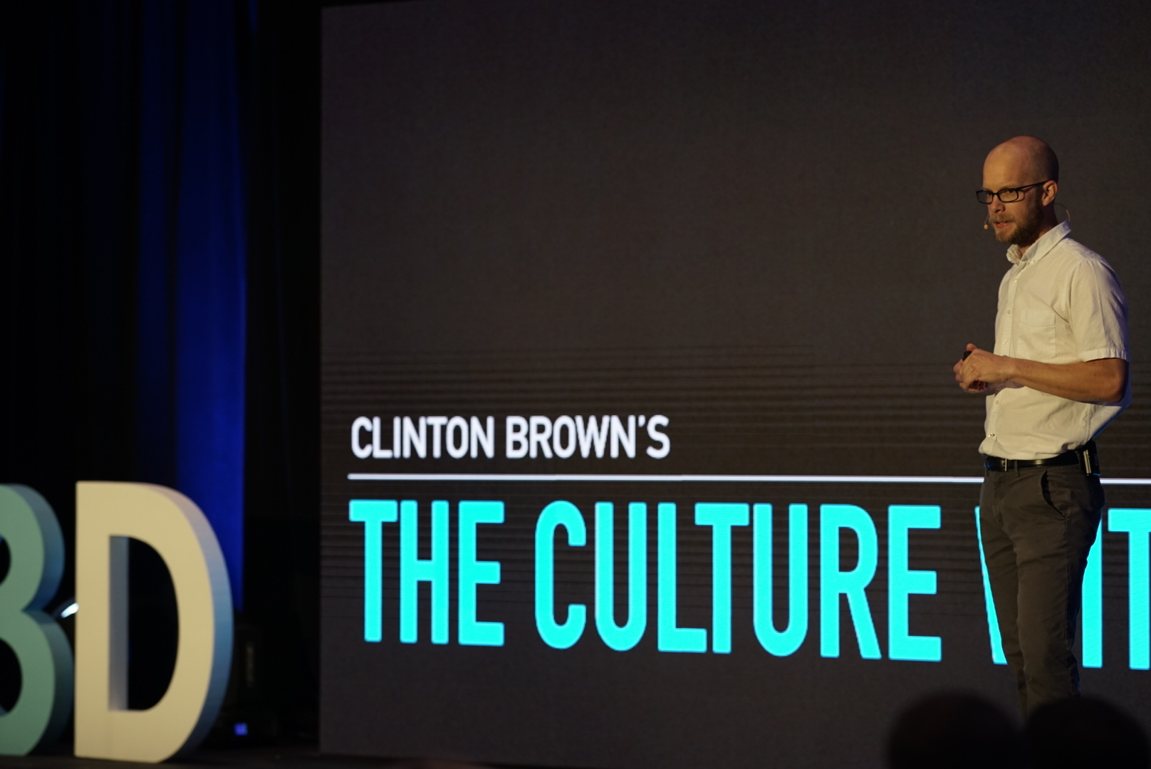 Speaking at Culturecon 2018