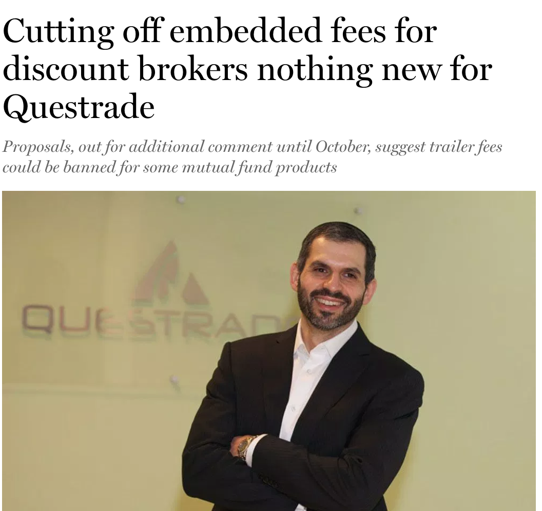 Financial Post - Questrade Financial Group