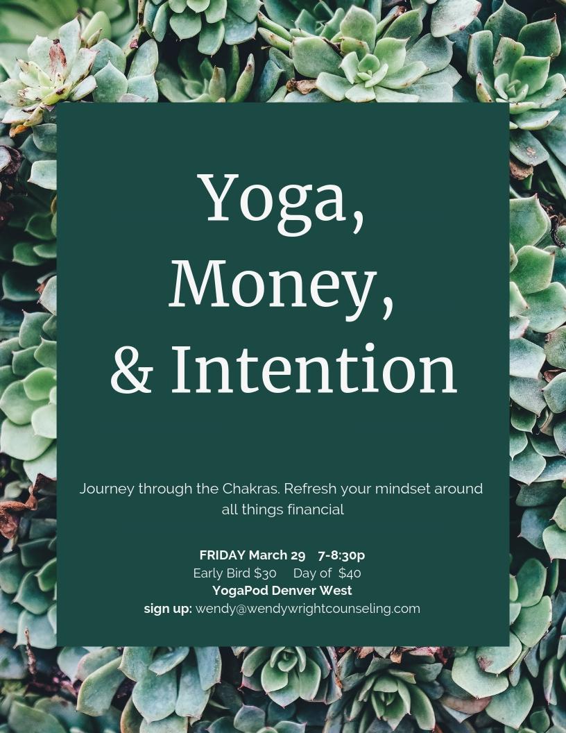 _flyer yogapod yoga, money, intention.jpg