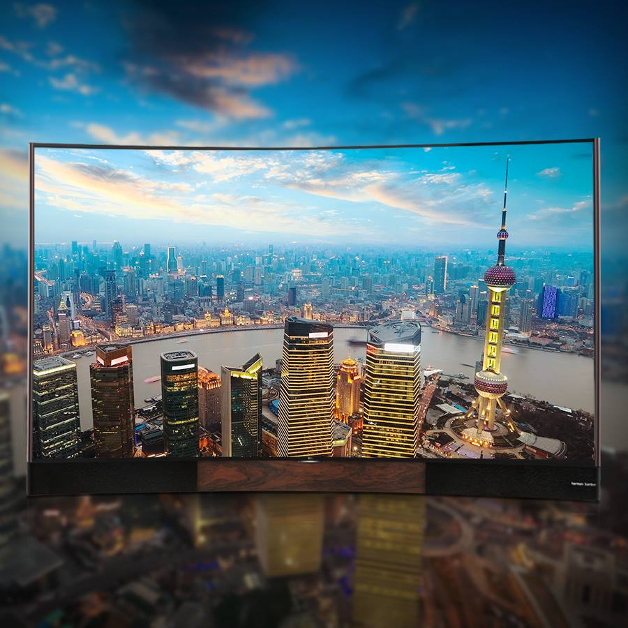 TCL 8800S QDTV with HDR