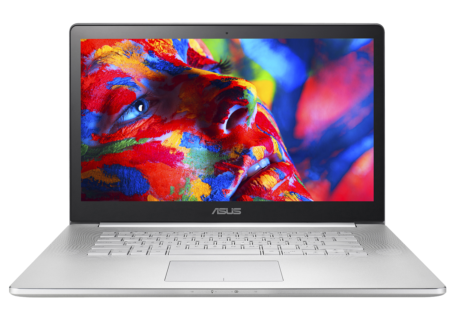 ASUS Zenbook NX500 featuring Nanosys QDEF ™ color enhancing Quantum Dot display technology for vivid colors, high brightness and long battery life.