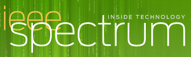 IEEE Spectrum covers Nanosys quantum dots