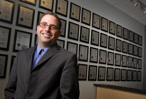 Nanosys Andy Filler VP of Intellectual Property