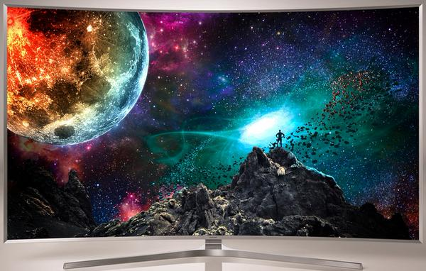 Samsung SUHD9500 based on Nanosys Quantum Dot technology