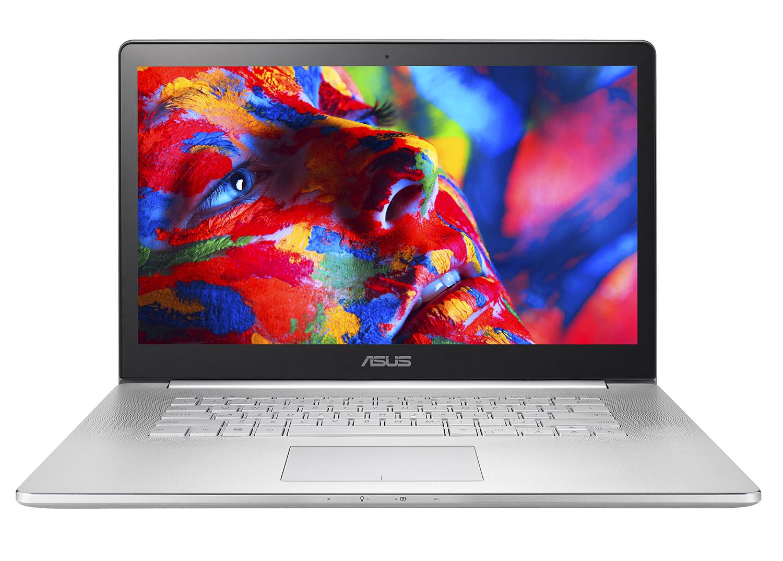ASUS Zenbook NX500 with a Nanosys Quantum Dot enhanced display
