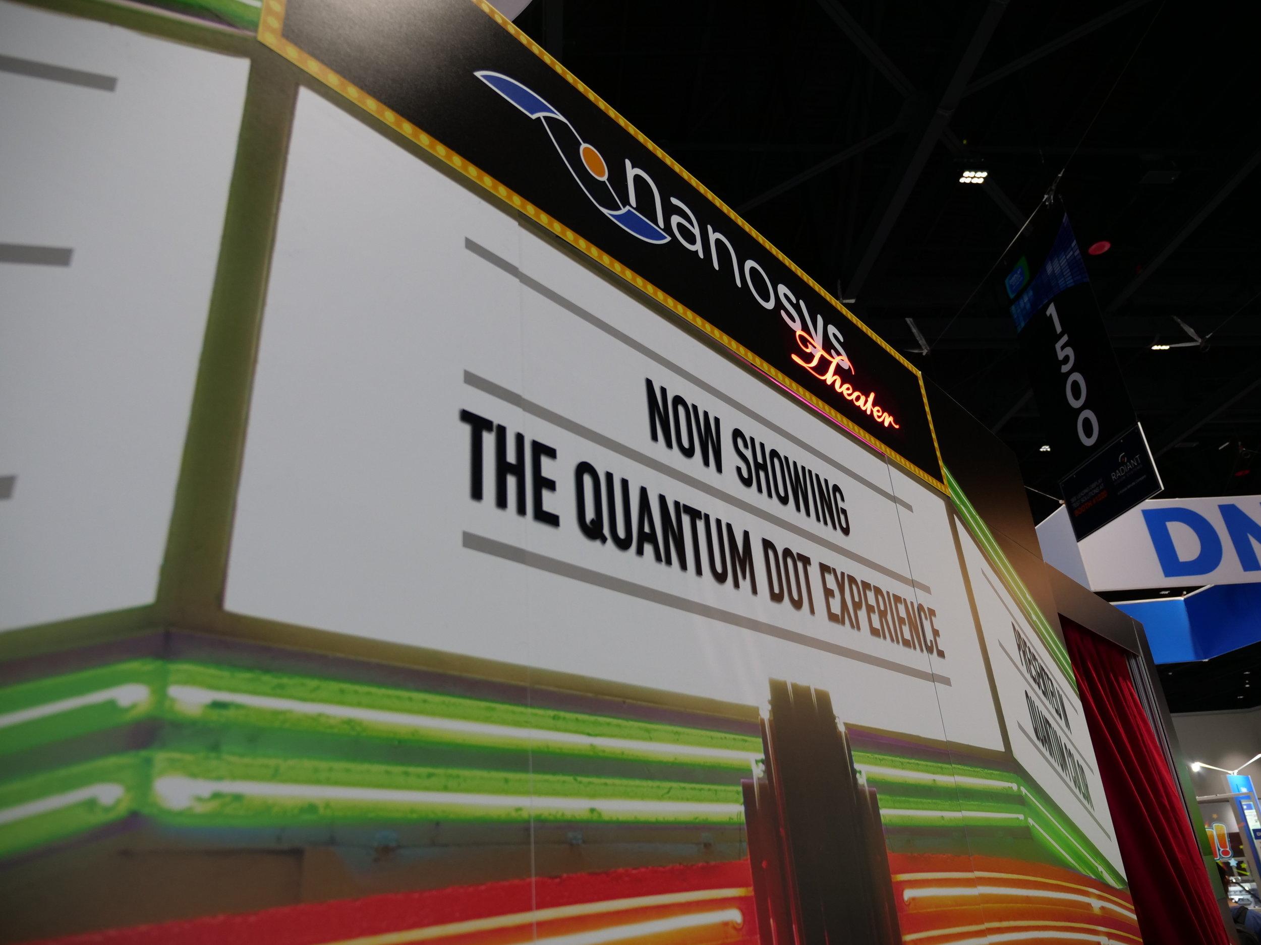 Quantum Dot Theater