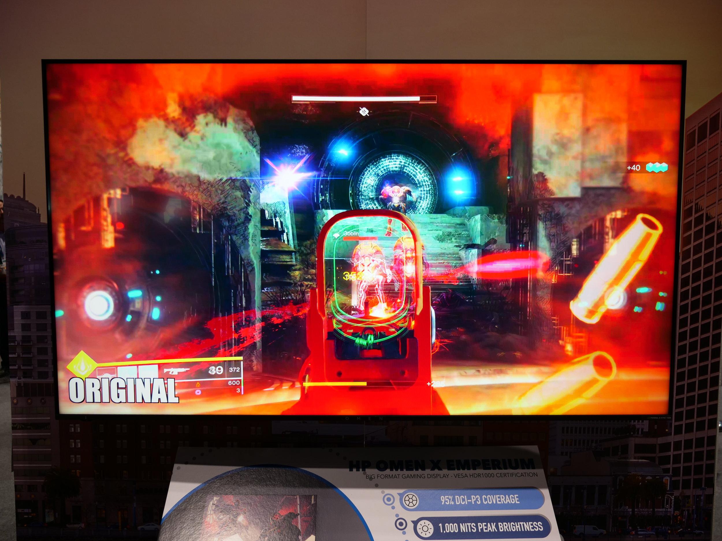 HP Omen X Emperium: Ultimate Gaming Monitor