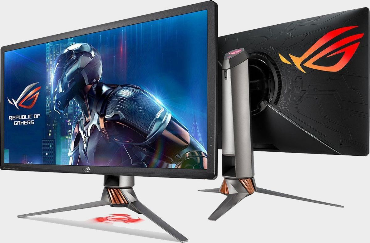 ASUS ROG Swift PG27UQ Gaming Monitor with Quantum Dots
