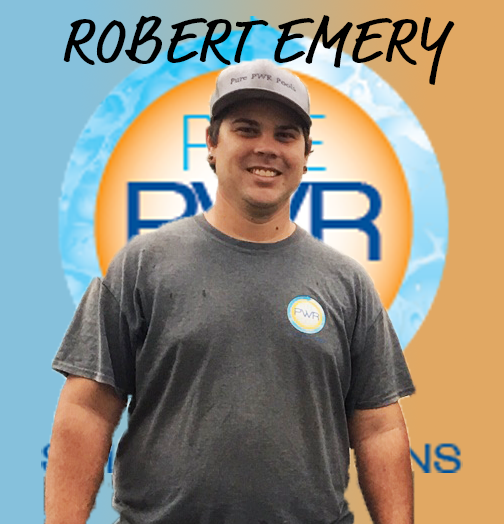 Robert is one of our technicians and has an eye for detail. He is kind and understanding, and will make sure your project is as going as well as it can possibly be.