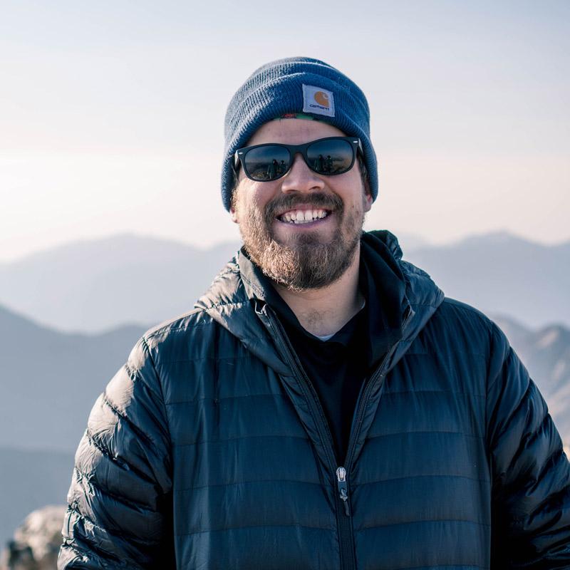 Grant Robbins - Drone Pilot, Camera Operator