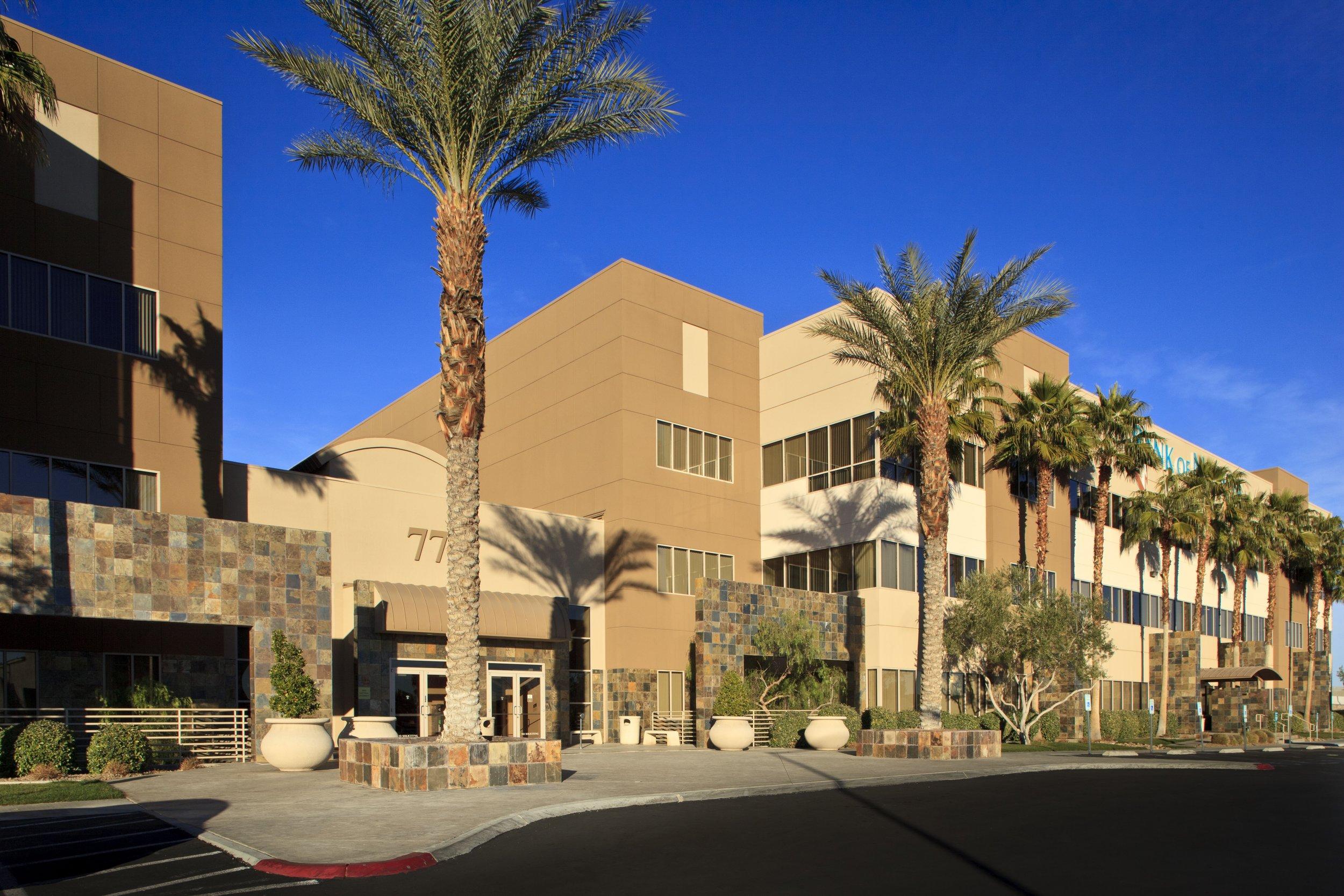 RAINBOW OFFICE CENTER - Las Vegas, NV