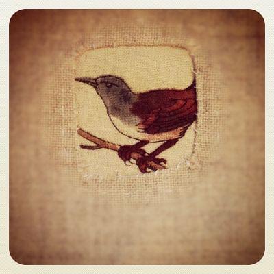 Birdapplique