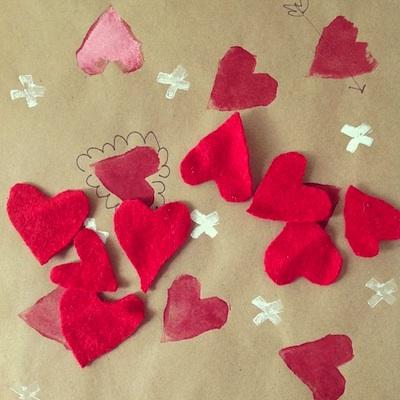 Heartstamps