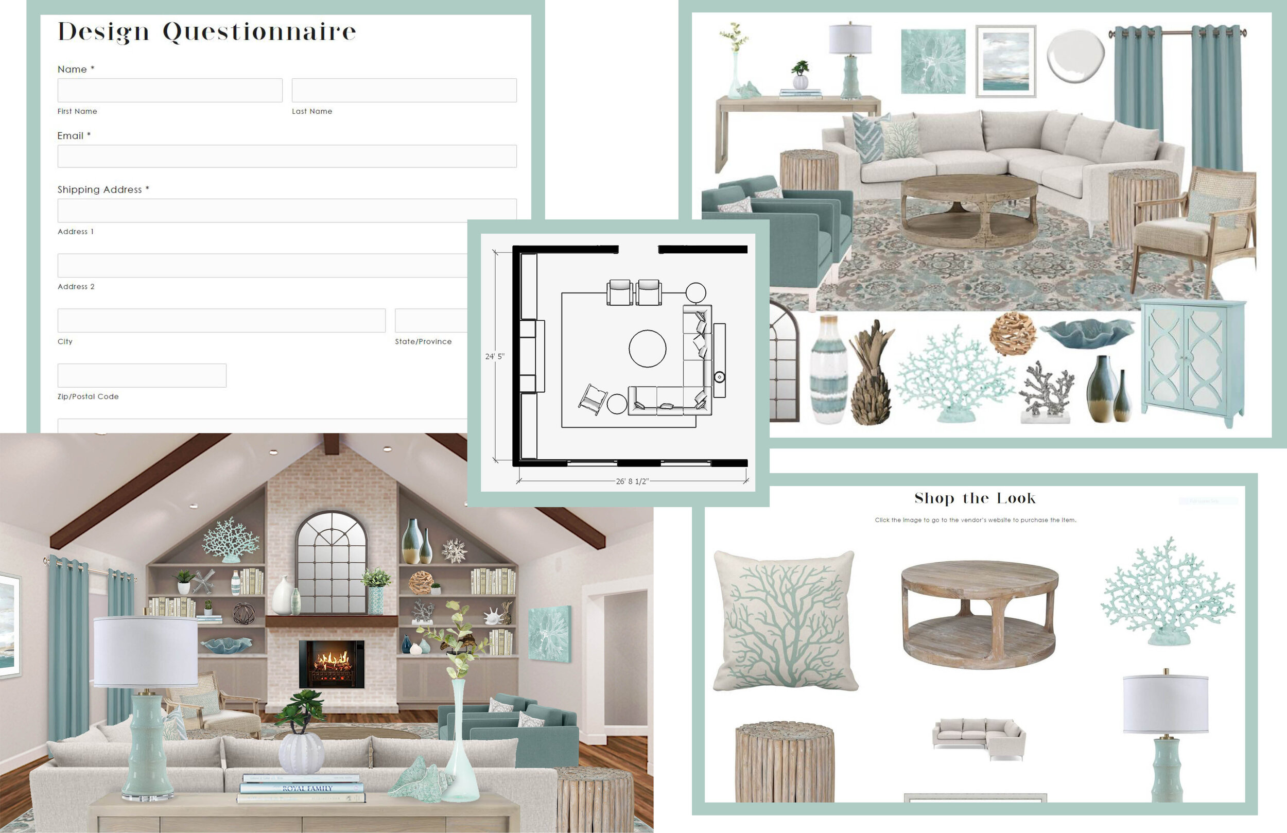 Design Services Studio Z Interior Design