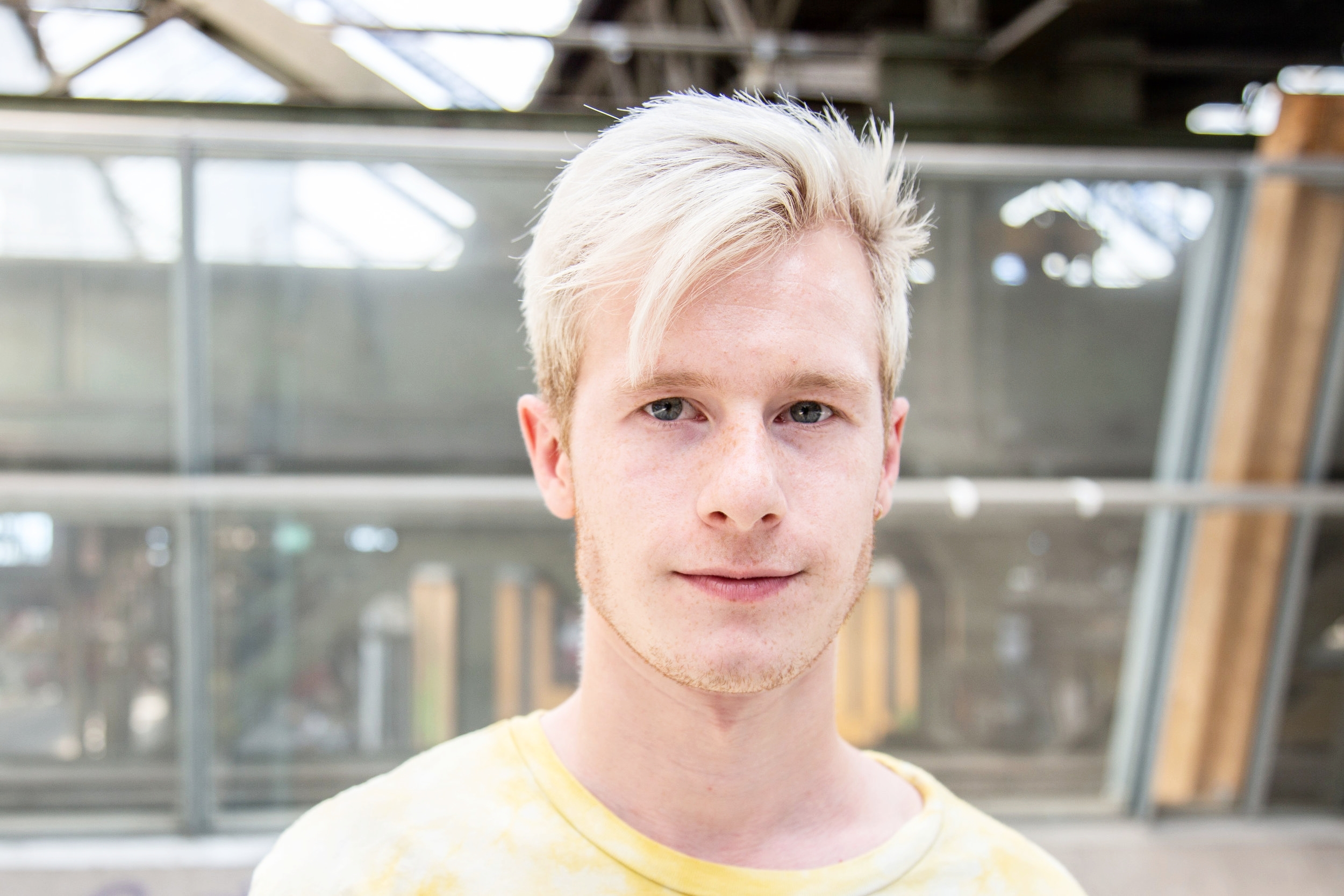 """""""I think an ally's job is to help spread the message of equality."""" - READ BRADLEY'S STORY"""
