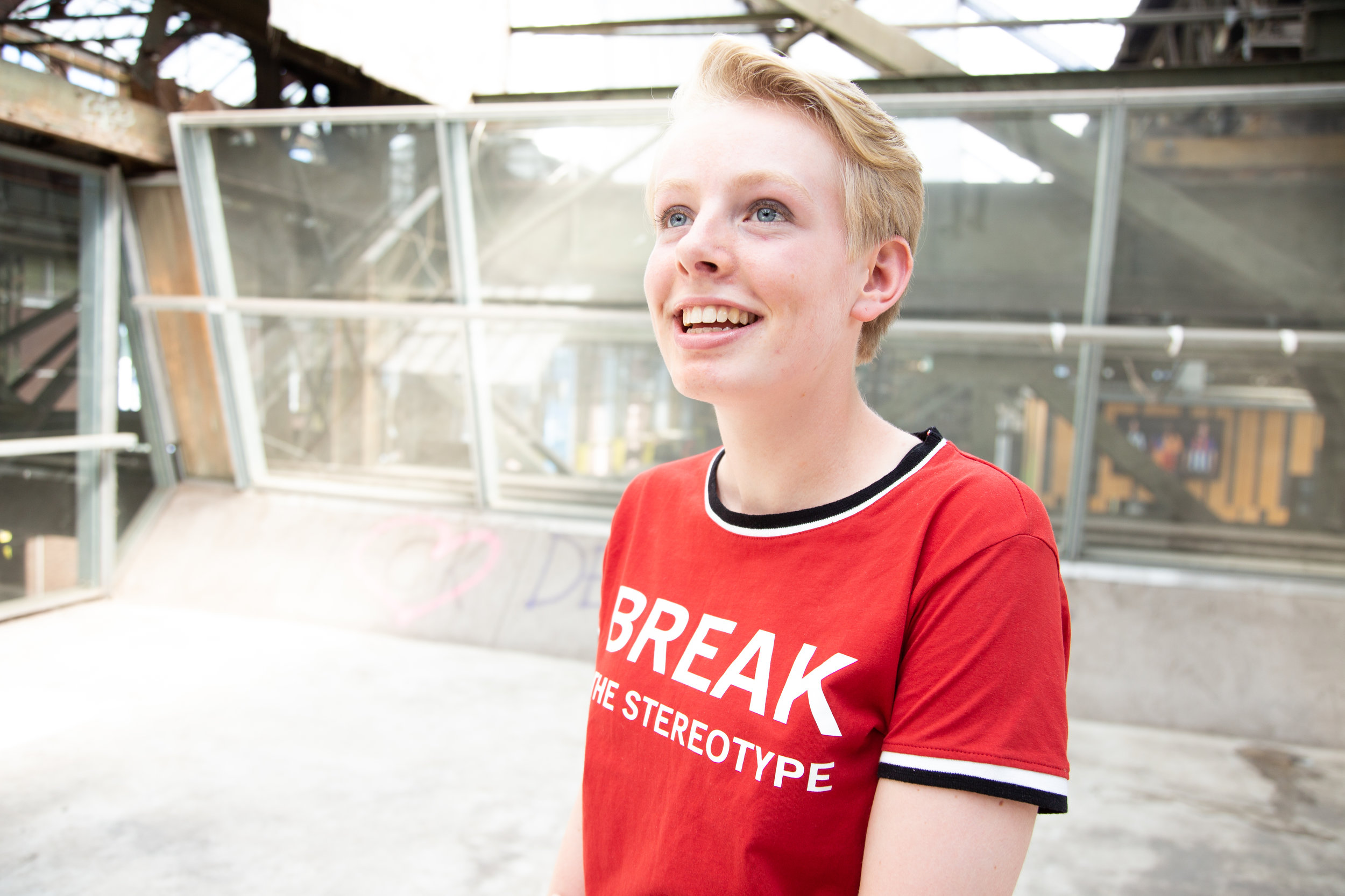 """""""When my mother found out I was gay she stopped going to church."""" - READ FRIEKE'S STORY"""
