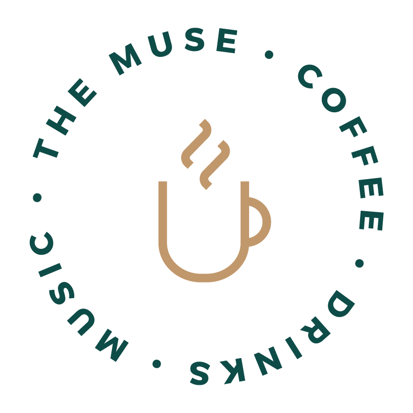- The Muse Café is an open creative space where you can grab a coffee or a drink, a quick bite to eat, and chill out listening to live music and vinyl.