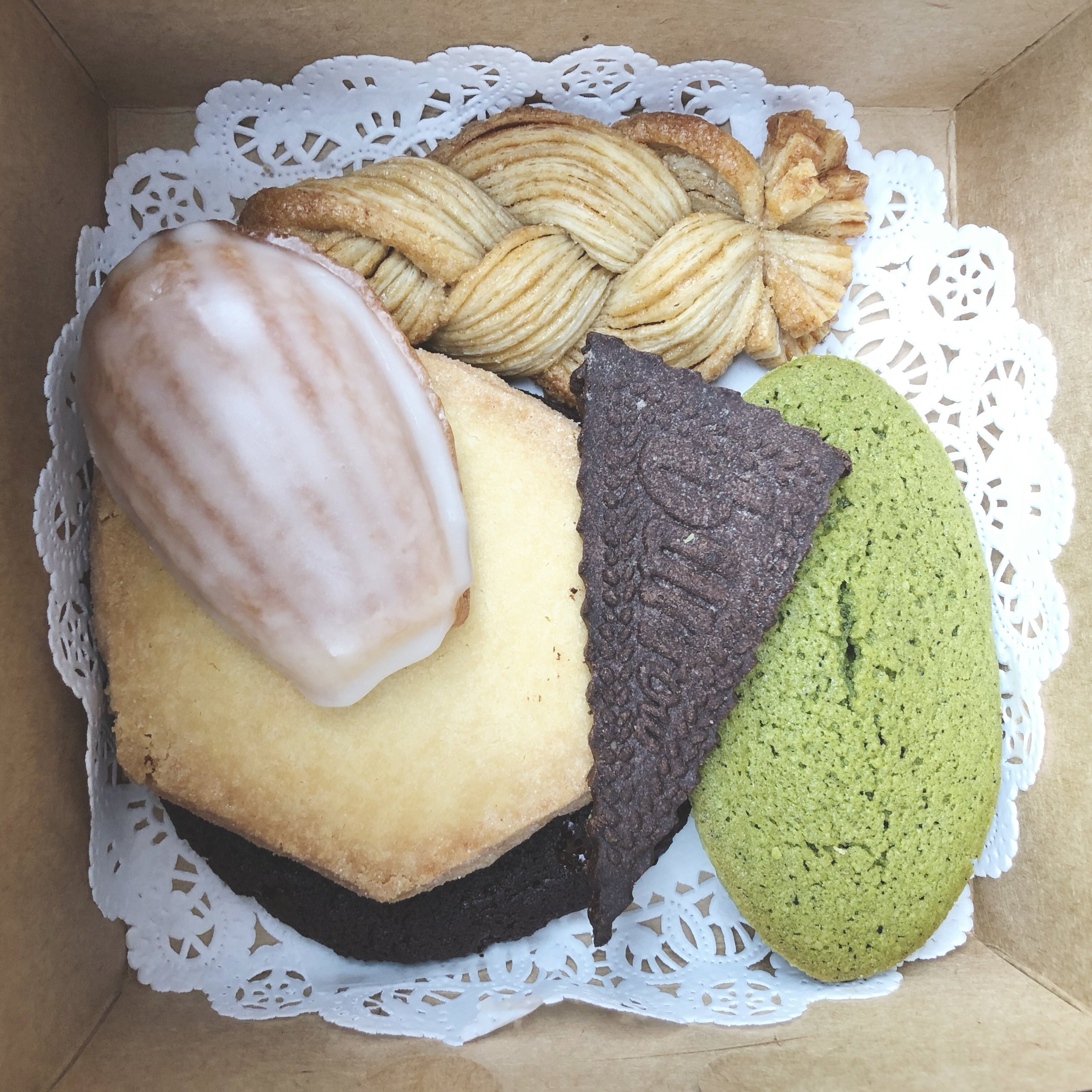A box of treats from Burrow.