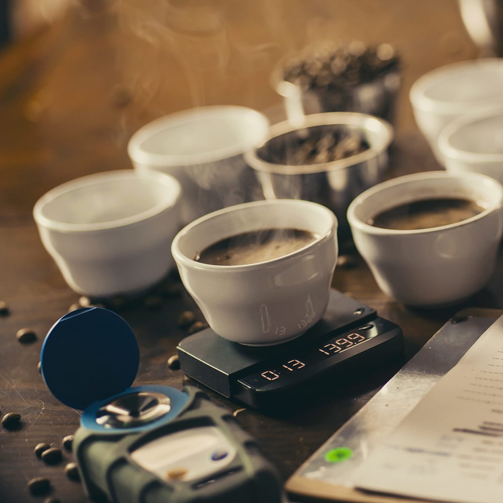 EQUIPMENT SUPPLY - Over the years we've developed close relationships with some of the leading manufacturers of coffee equipment. From grinders to espresso machines, we're happy to source the equipment that's right for you and your business, so that you can get the most out of our coffee.
