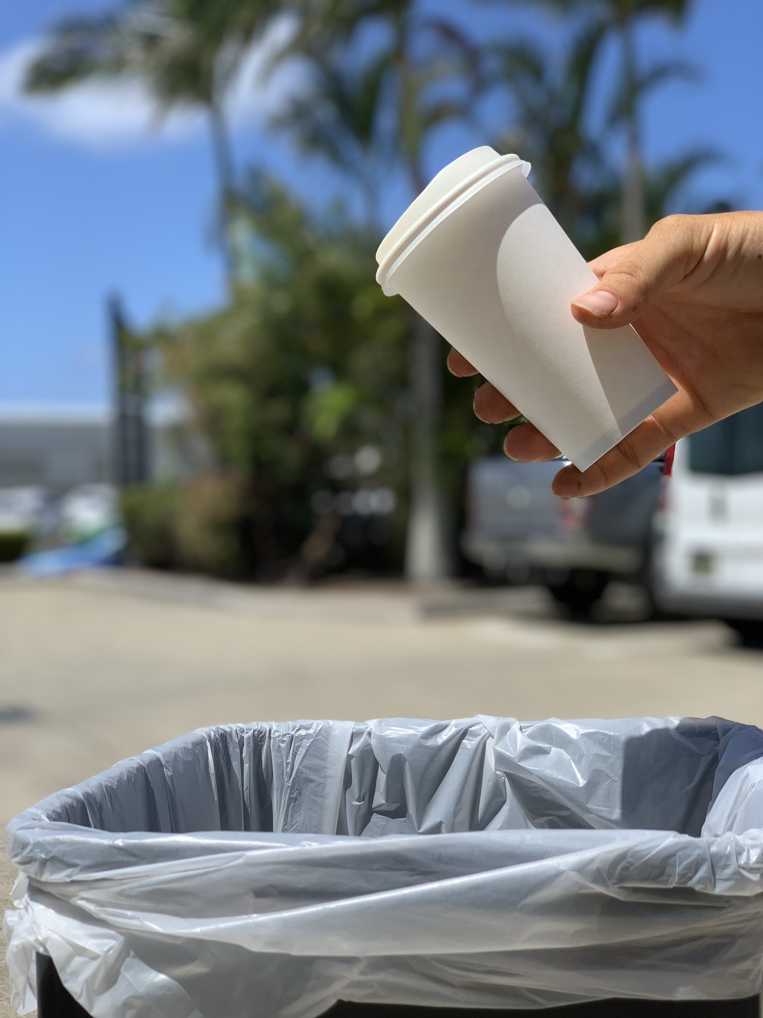 The Disposable Dilemma: Why Single-Use Coffee Cups are a Big Problem - January 14th, 2019.Author: Nicholas Cleary