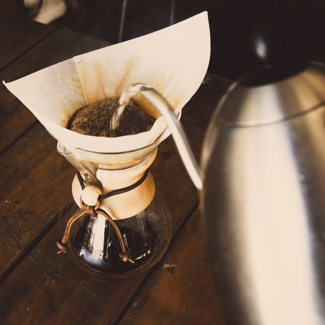 POUR OVER -