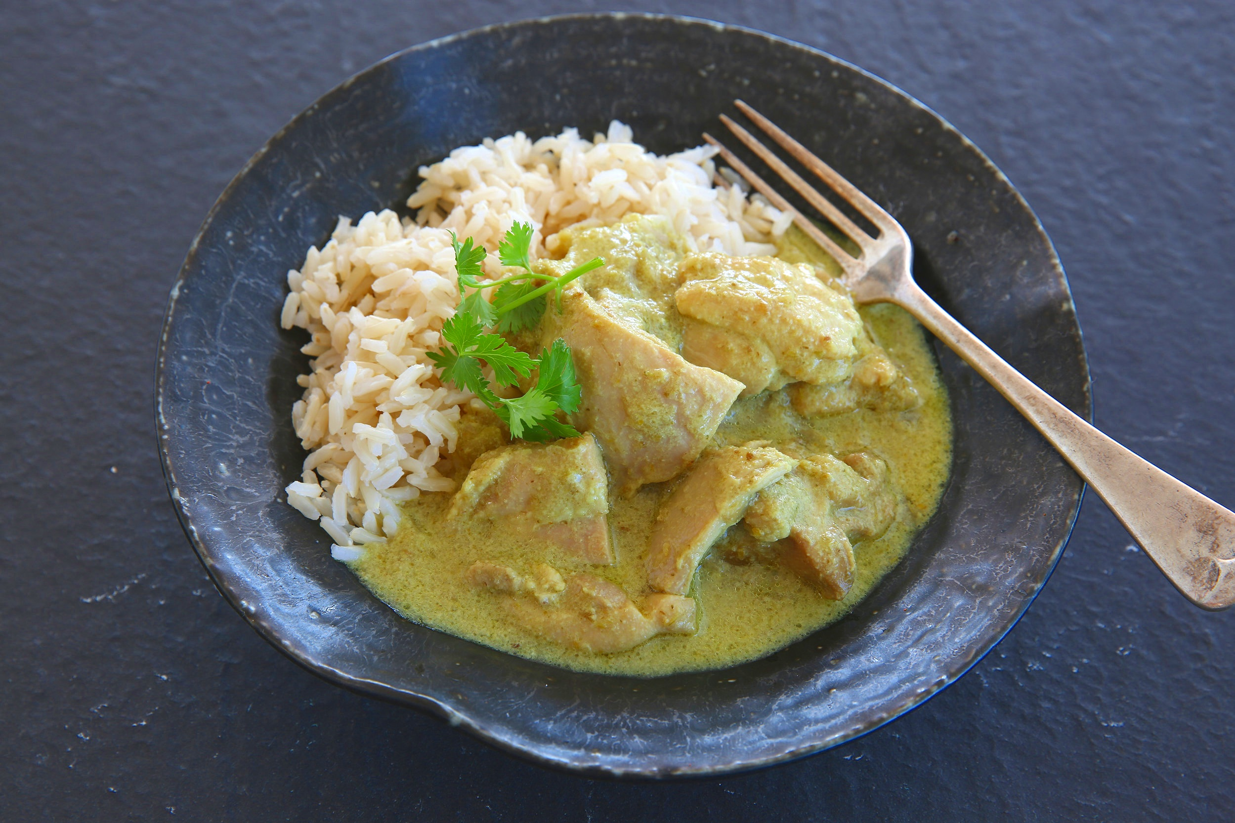 Family Favourite Thai Chicken Curry