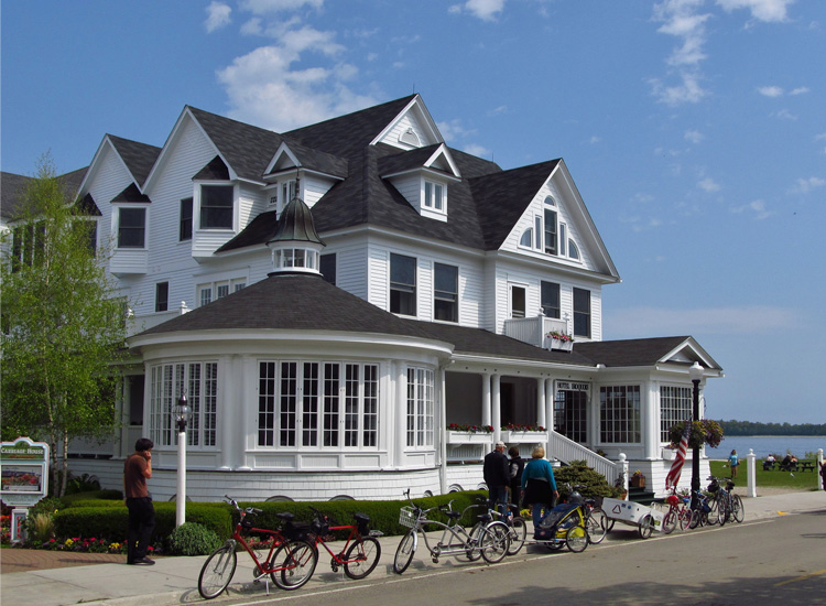 Hotel Iroquois, Mackinac Island, Michigan