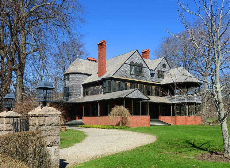 McKim, Mead & White Shingle Style House, Newport, RI