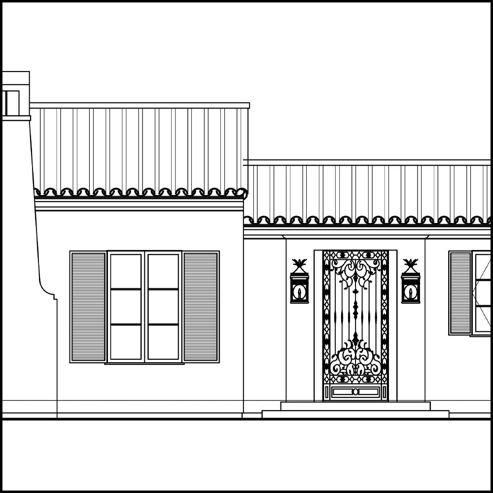 Santa Barbara Maison
