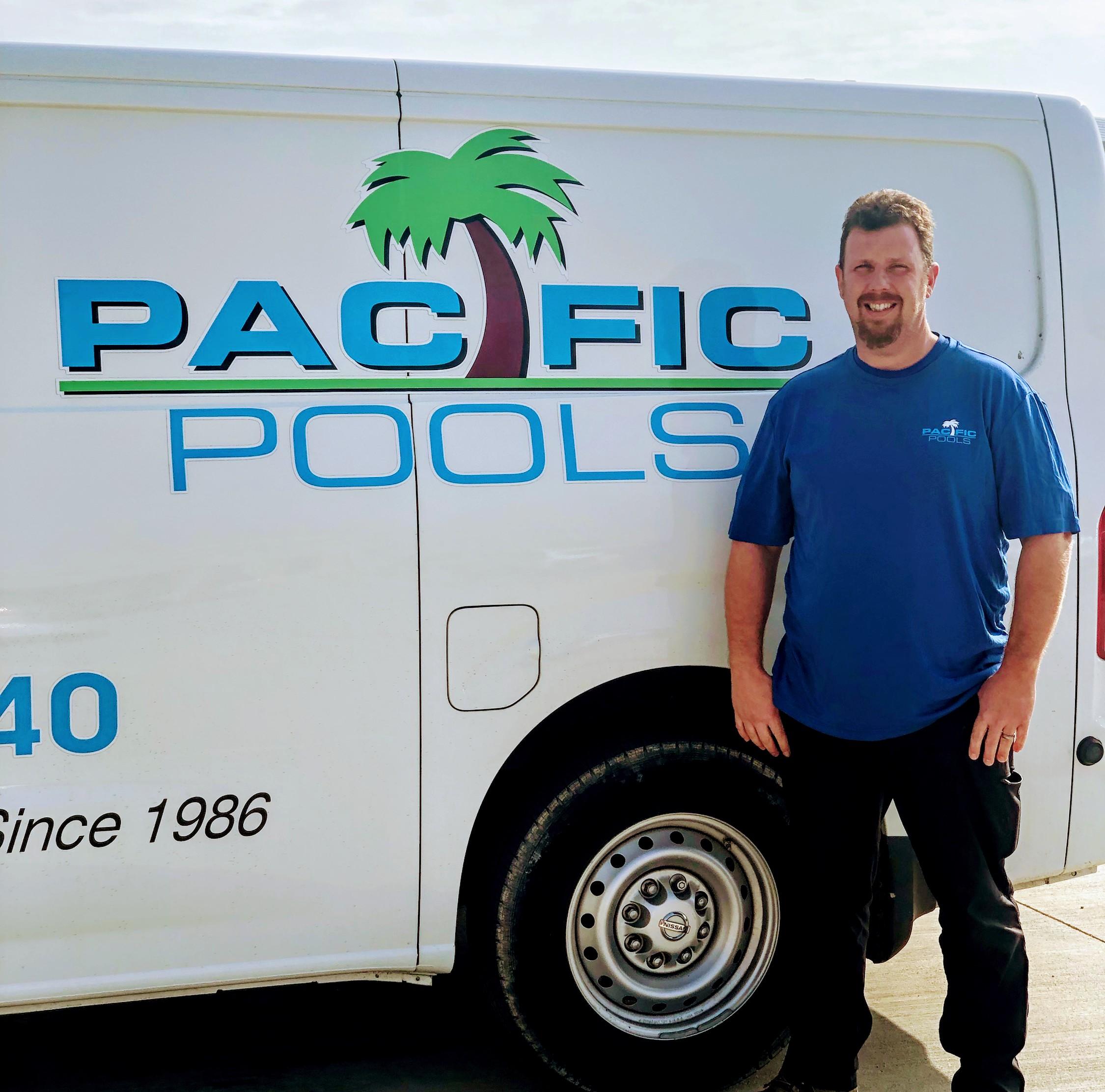 Jeff Hughes   Pacific Pools