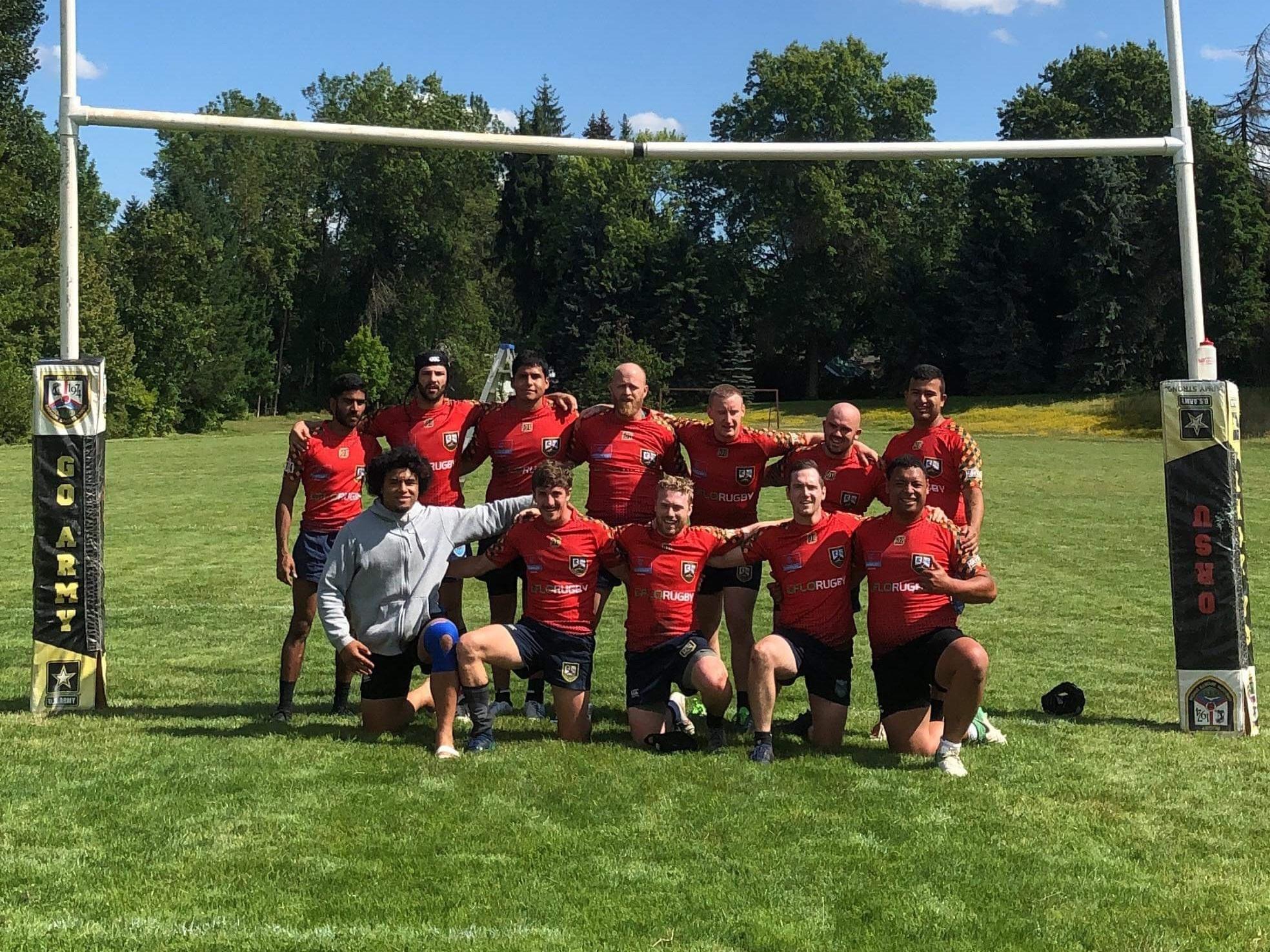 2019 ORSU Roy Lucas Rugby 7's Mens Team