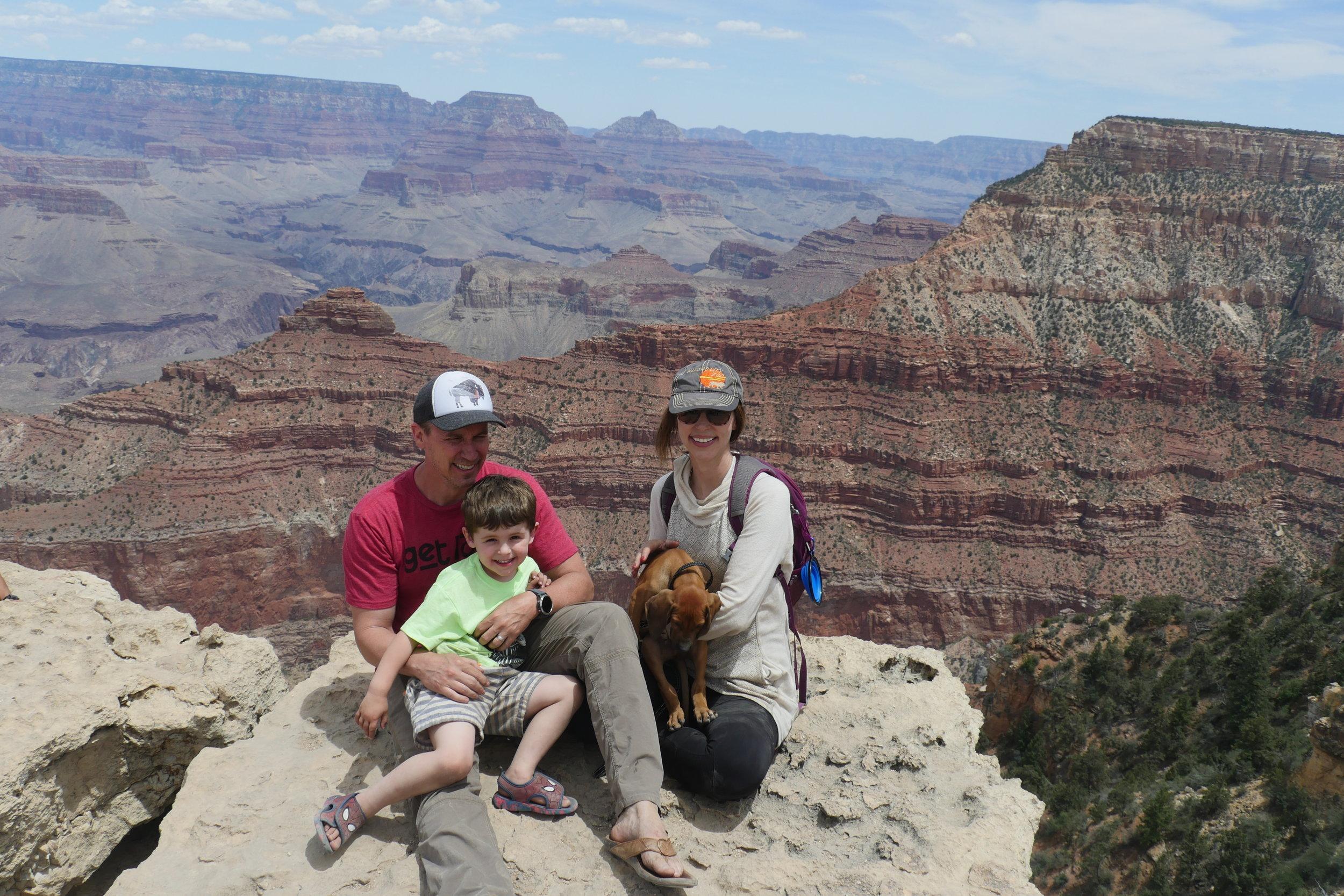 Grand Canyon May 2018