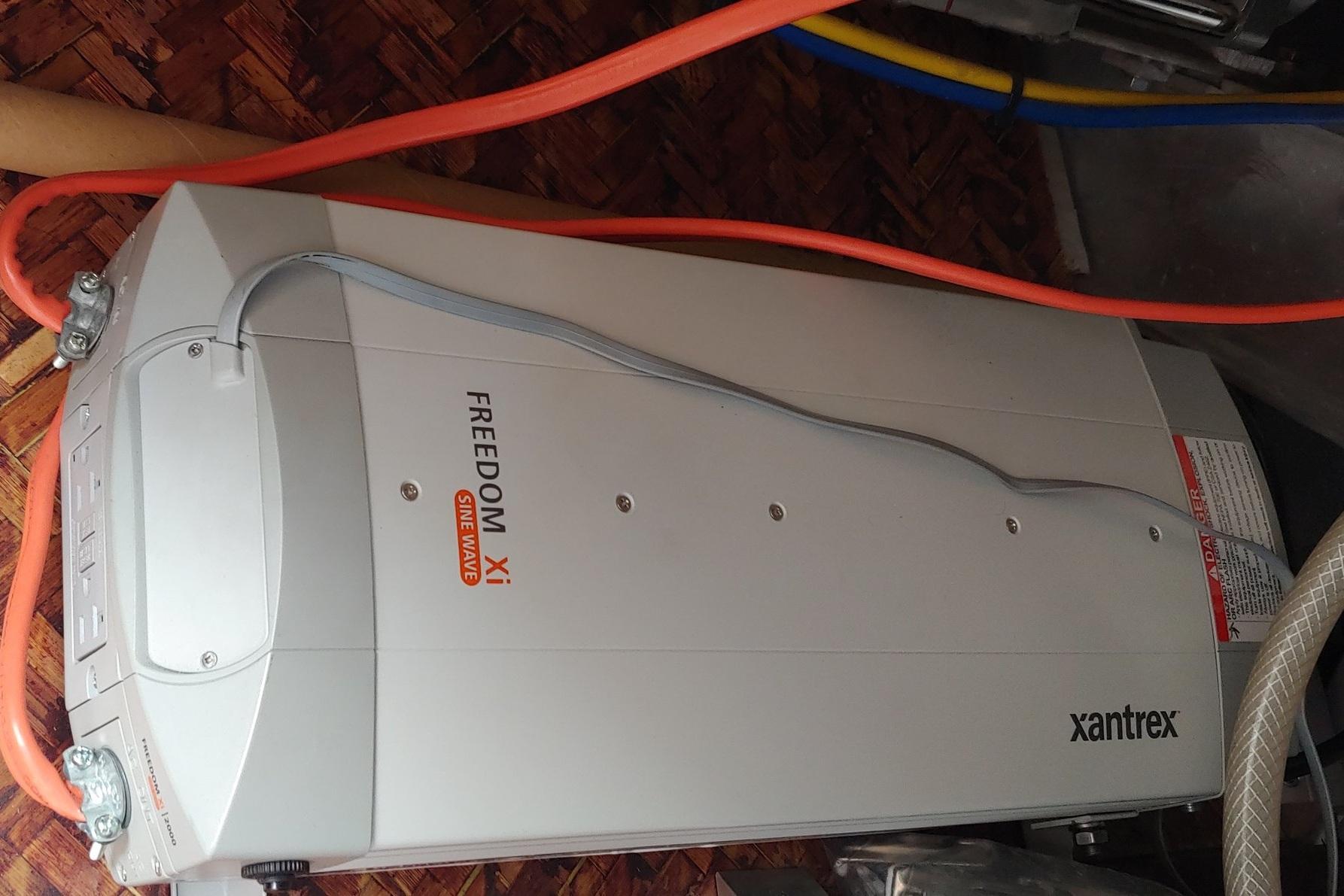 Upsized inverter