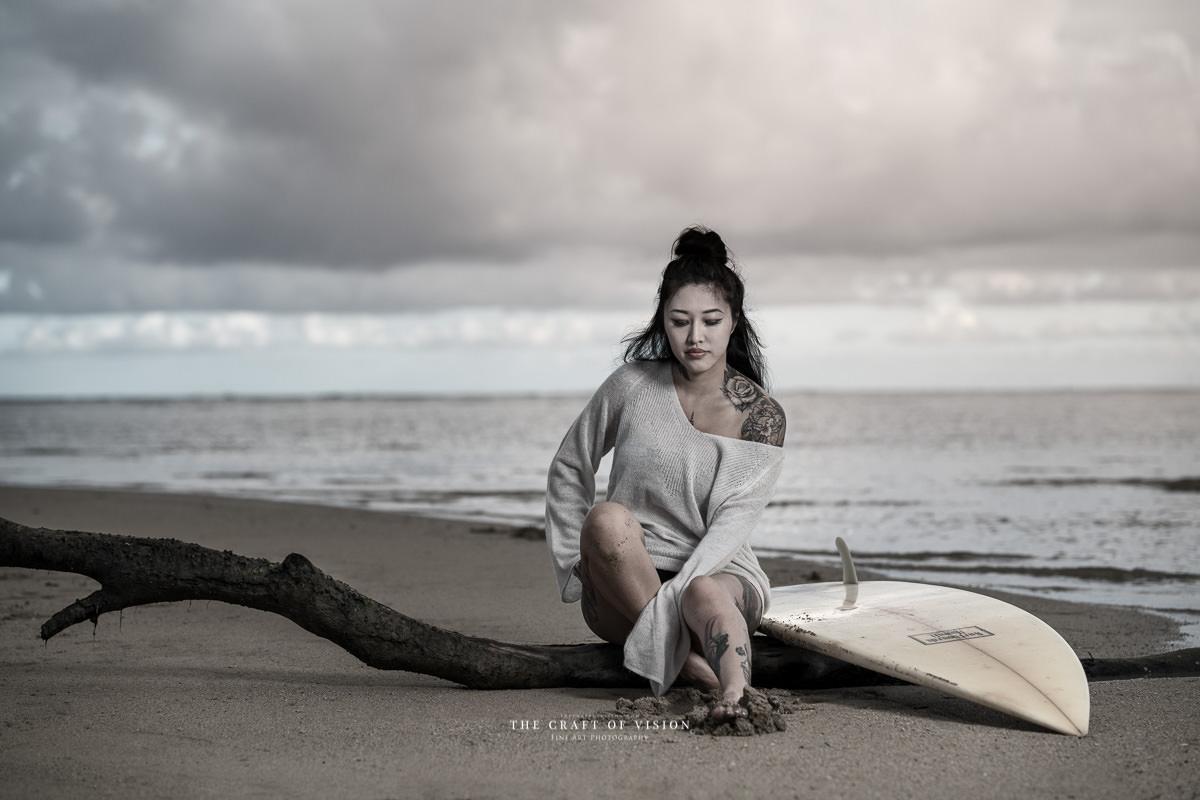 Marie Kaenakapu Tora Tattoo Hawaii