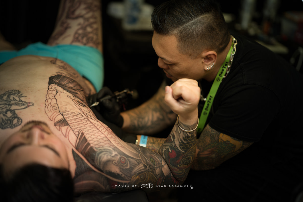Pacific Ink & Art Expo