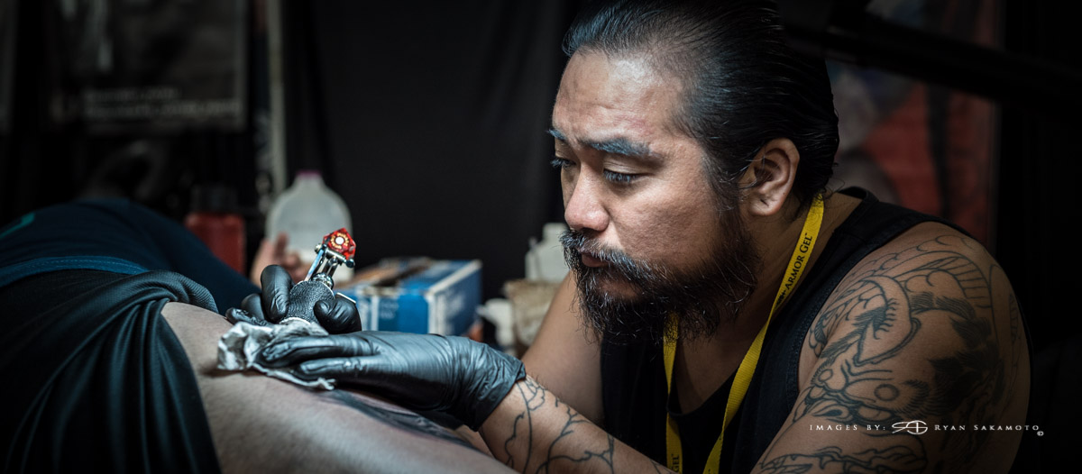 2015 PACIFIC INK & ART EXPO