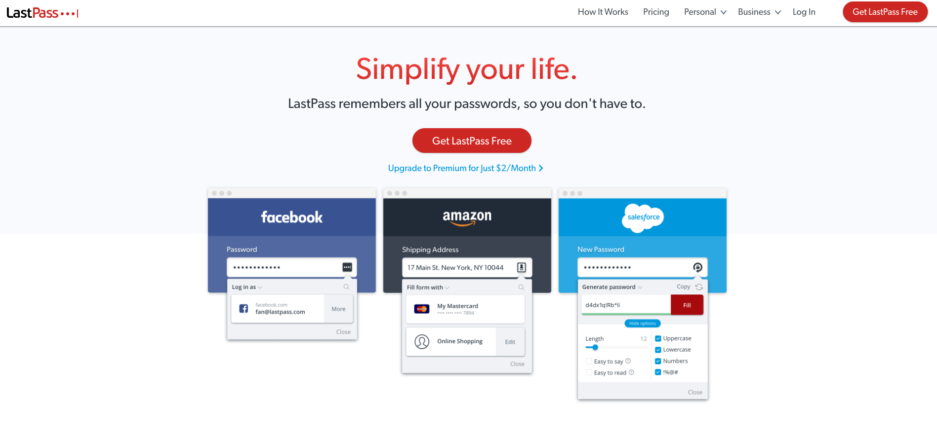 LastPass Freelancer Tools