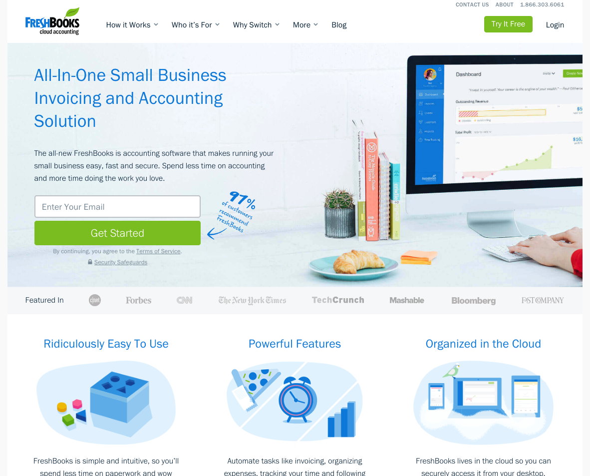 Freshbooks Freelancer Tools