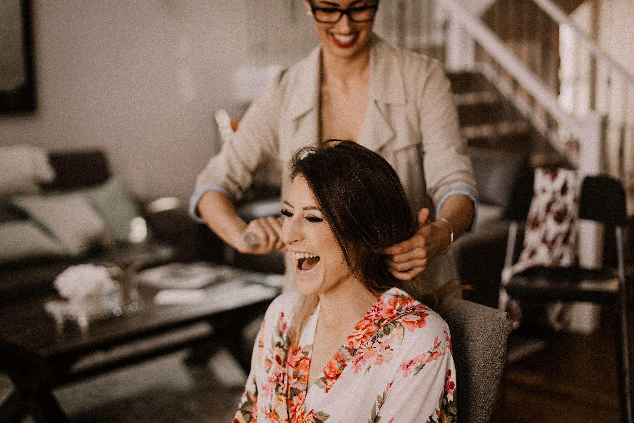 Spend a year becoming a professional Makeup Artist -