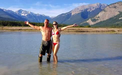Sami Cooke in Canada