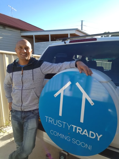 Tempting App for Trustworthy Tradies — SAMI